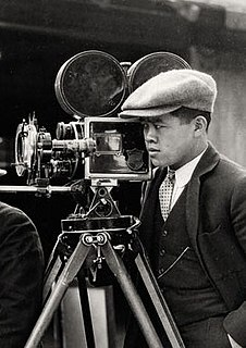 James Wong Howe Chinese American film director and cinematographer