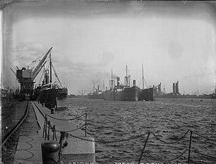 The Alexandra Docks, Cardiff