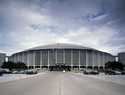 The Astrodome, Houston