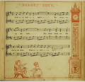 The Baby's Opera A book of old Rhymes and The Music by the Earliest Masters Book Cover 17.png