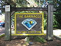 The Barnacle Historic State Park sign 02.jpg