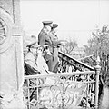 The British Army in North-west Europe 1944-45- the Prime Minister in Germany BU2244.jpg