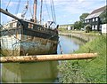 The Celtic at the Barge Museum - geograph.org.uk - 871446.jpg