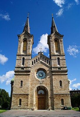 The Charles XI Lutheran church (7950056830).jpg