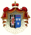 The Coat Of Arms Of Nicholas K. Reinhard-Romanova.png