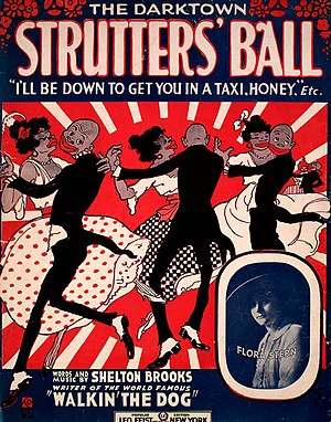 Darktown Strutters' Ball - Image: The Darktown Strutters' Ball cover