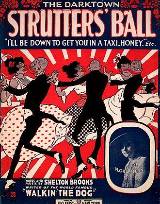 Darktown Strutters' Ball - Image: The Darktown Strutters' Ball cover