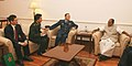 The Deputy Chief of General Staff, People's Liberation Army of China, Lt. Gen Ma Xiaotian called on the Defence Minister, Shri A. K. Antony, in New Delhi on December 10, 2008 (1).jpg