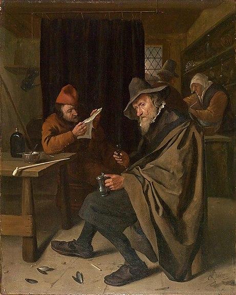 File:The Drinker by Jan Steen.jpg