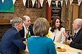 The Duke and Duchess Cambridge at Commonwealth Big Lunch on 22 March 2018 - 108.jpg