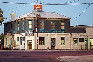 Footscray, Victoria Suburb of Melbourne, Victoria, Australia