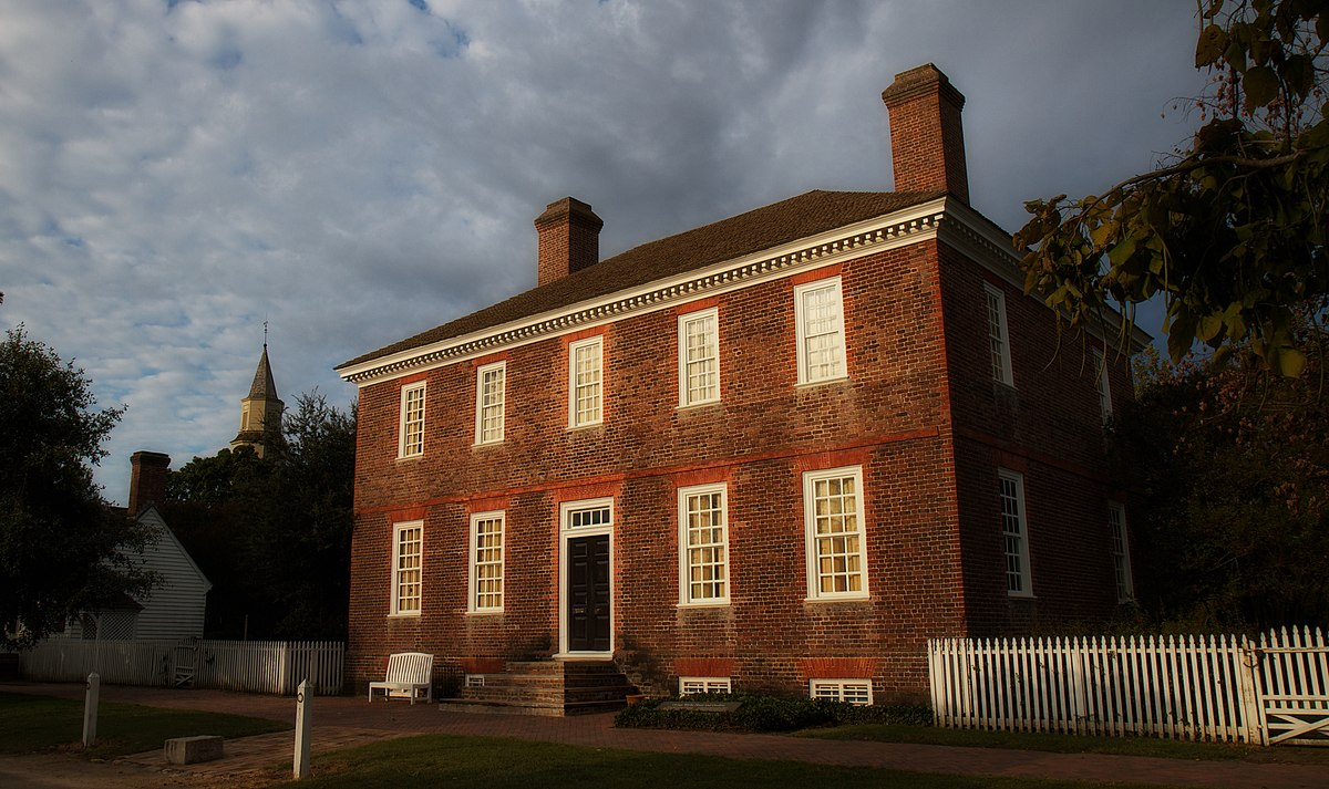 Colonial Williamsburg Ghost Tour