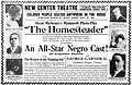 The Homesteader 1919 newspaperad.jpg