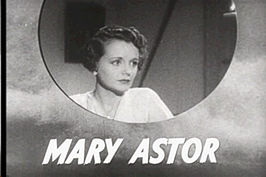 Astor in The Hurricane (1937)