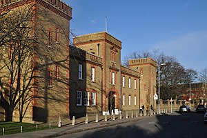 The Barracks, Kingston upon Thames - Image: The Keep (Kingston Barracks)