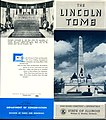 The Lincoln Tomb, Oak Ridge Cemetery, Springfield, IL- a brochure by the Department of Conservation, Division of Parks and Memorials, the State of Illinois.jpg