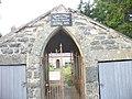 The Lych Gate of Eglwys Dolbenmaen - geograph.org.uk - 257773.jpg