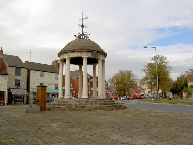 The Market Cross Tickhill - geograph.org.uk - 586126