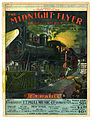 The Midnight Flyer, Frederick W. Hager and E. T. Paull sheet music 1903 (6274976292).jpg