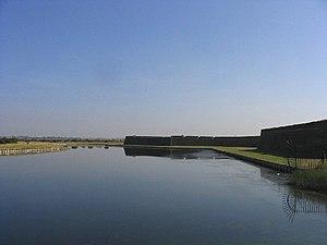 Bernard de Gomme - Image: The Moat, Tilbury Fort, Tilbury, Essex geograph.org.uk 26774