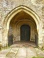 The Parish Church of St Kenelm's, Enstone, Doorway - geograph.org.uk - 1323887.jpg