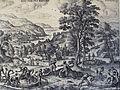 The Phillip Medhurst Picture Torah 139. Isaac's wells. Genesis cap 26 v 15. Borcht.jpg