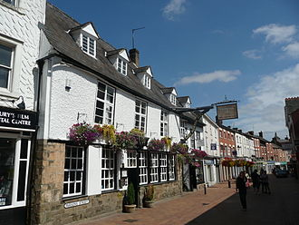 Banbury - Banbury's oldest pub, the Reindeer Inn