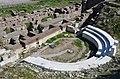 The Roman Theatre of Ancyra, 2nd half of the 1st century AD - beg of the 2nd century AD, Ankara, Turkey (25743828343).jpg
