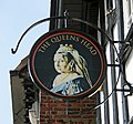 The Sign of The Queen's Head, Beverley - geograph.org.uk - 790792.jpg