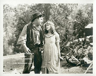 <i>The Stronger Love</i> 1916 film by Frank Lloyd