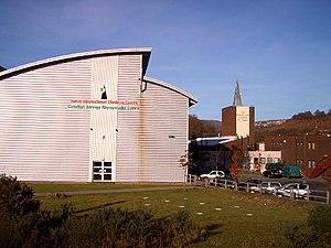 Treharris - Welsh International Climbing Centre