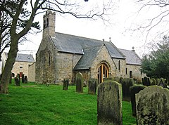 The church of St Mary the Virgin, Longframlington, Northumberland (geograph 3459397).jpg