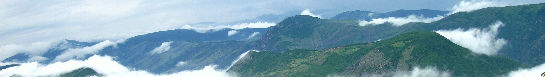 The misty mountains of Arasbārān