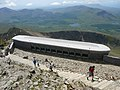 The new summit cafe on Snowdon - geograph.org.uk - 1634621.jpg