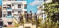 The statues of mijikenda fighters.jpg