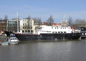 The Thekla - Thekla in 2005