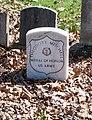 Theodore Mitchell grave - Woodland Cemetery.jpg