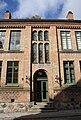Theologicum (numera Archaeologicum), Lund, huvudingång.jpg