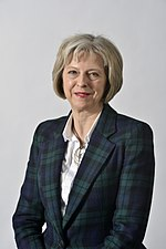 Theresa May: imago