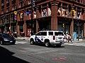This cop car was blasting its siren on Yonge Street, 2016 07 16 (2).JPG - panoramio.jpg