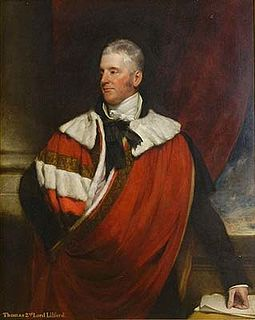 Thomas Powys, 2nd Baron Lilford British peer