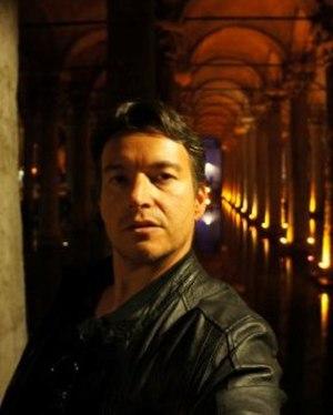 A. C. Frieden - Novelist A.C. Frieden in Istanbul, Turkey (2011)