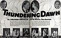 Thundering Dawn (1923) - 1.jpg