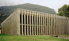 Gimnasio en Losone (1995-1997)