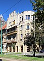 Timisoara, Palatul vaduvei Szekely.jpg