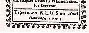 Tiperit en Klus
