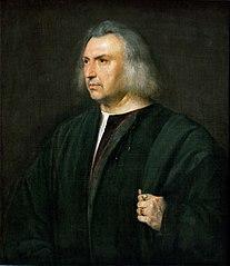 Portrait of a man, Gian Giacomo Bartolotti da Parma