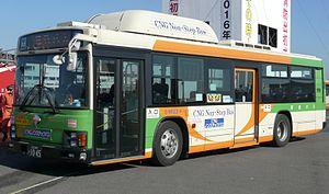 Toei Bus - Image: Toeibus S M123
