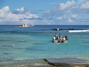 Strand von Tokelau
