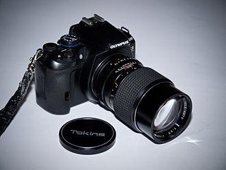 Tokina - Tokina 135mm f2.8 lens on an Olympus Digital body